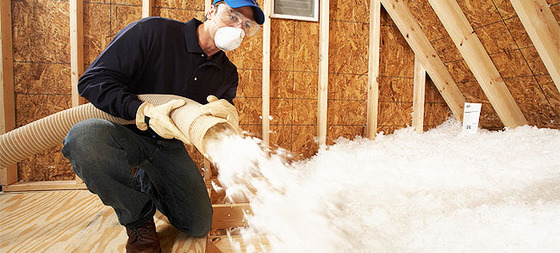 Blown In Insulation Experts in Rochester, NY